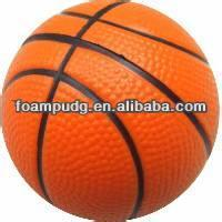 promotional factory price PU foam basketball anti stress ball