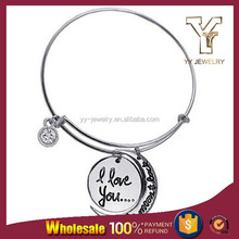 I Love You Letter Alex & Ani Two Pieces Bangle