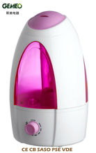 GL-6673 4L lovely pink ultrasonic aroma diffuser