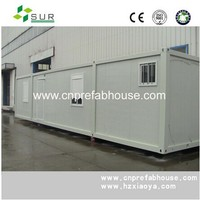 china prefab cabins container house for sale