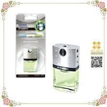 Japan charming hanging vent clip car air purify perfume