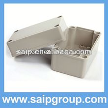 Newest high quality IP66 plastic electronics project box,plastic waterproof boxes with various size