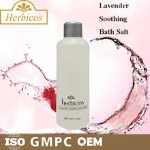 Lavender Extract Nourishing Soothing SPA Bath Salt Wholesale