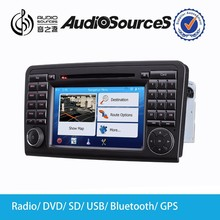 used mercede benzs g-class support canbus with OPS IPAS MFD SWC 3G Radio Bluetooth