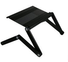 Portable and rotating tablet pc stand/laptop stand