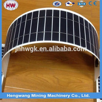 new technology thin film 100kw solar panel