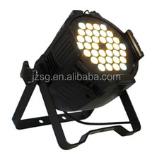 Led par 64 rgb dmx stage lighting 36pcs*1/3W