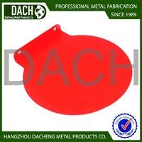 customized oem aluminium sheeting metal works