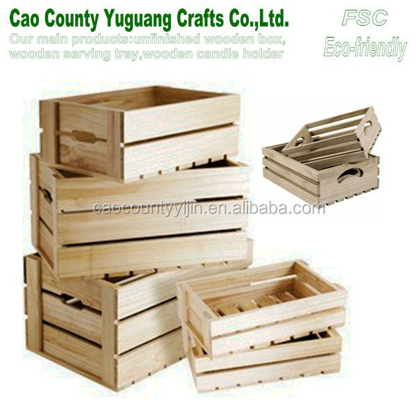 Cheap wooden crates for sale buy wooden crates cheap for Where to buy used wine crates