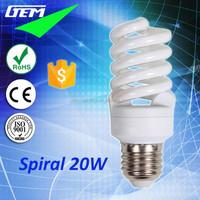 Trade Assurance 5-105W Spiral SKD Energy Saving Lamp,CFL Lamp Assembly