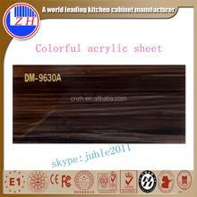 Waterproof heat resistant plastic acrylic sheet wholesale for kitchen cabinet door