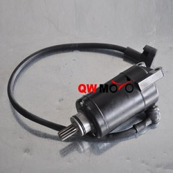 CE Approved Engine Parts Starting Motor Assy for 250cc dirt bike