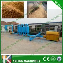 Professional supply 300kg/h to 2500 kg/h flash dryer / hot air flow type sawdust dryer