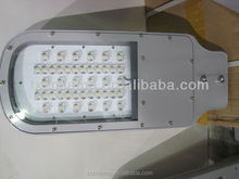 high quality high lumen 40w led street light with parts
