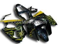 ZX-6R 636 00-02 Motorcycle Faring Kits Full Set Fairing for Kawasaki