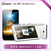 """5.7"""" S13+ Android 4.1 MTK 6589 Quad Core 3G Smart Mobile Phone"""