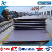 Nm550 Abrasion resistant steel plate product to import to south africa
