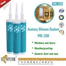 300 ml fast curing general purpose Acetoxy Silicone Sealant