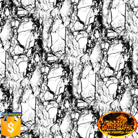 Sales Promotion DAZZLE Hydro Dipping Marble Brush Pattern No.DGDAS313 Hydrographic Film Water Transfer Printing Film