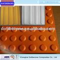 Baldosa Braille PU, baldosa táctil