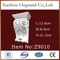large pu porch corbels for house design from China