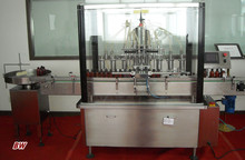 factory price automatic medicine liquid /syrup/iodine filling machine with CE ISO9001