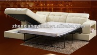 2015 storge sofa leather recliner sofa bed with pull out bed folding sofa bed