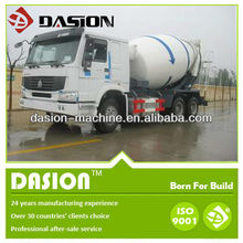 Top Quality and Service DSTM-6U Concrete Truck Mixer Drum Gear Driven