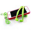 New Earbuds with Mic Funny Headphone for iPhone