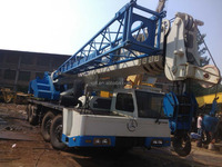 90 ton Tadano truck crane GT900XL original from Japan used crane