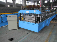 corrugated sheet wall roof panel roll forming machine with high quality