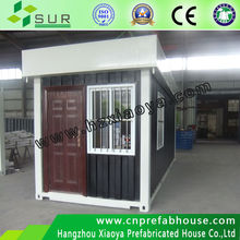 Chinese Beautifu New Concept Modular Social Container House