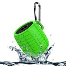 Bluetooth wireless mini outdoor speaker waterproof bluetooth woofer speaker