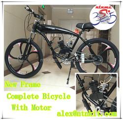 2 STROKE Motorized Bike /NTNKIT 2 cycle bicycle/ moped bike/ motorcycle