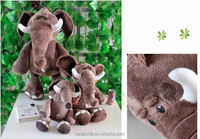 High Quality Cute Elephant Stuffed Animal Toys Plush Elephant