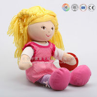 China ICTI plush toys factory stuffed toys manufacture toy dolls for girls