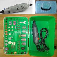 135w 217pcs GS CE ETL Grinding/Cutting/Drilling/Polishing/Sanding/Engraving Power Hobby Rotary Tool Kit Electric Mini Grinder