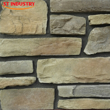 Wall decorative Light Weight types of stone cladding cheap