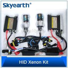 New design hid xenon kit h4 hilo h4 bi-xenon fast bright hid xenon kit