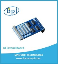 Expanded 32 GPIO,nfinity connection,Use wiringPi API Banana PI Accessories IO Extend Board