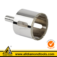 Electroplated Diamond Core Drill Bits for porcelain tiles