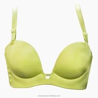 Oil massage beads a Seamless underwear gather around NB halves adjustable bra