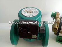 automático de agua caliente de la bomba circulatig