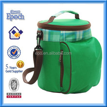 600D polyester zippered insulated lunch bag,customized lunch cooler bag,lunch bag with zipper closure