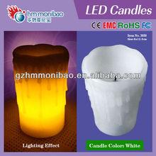 3050 plastic water floating led candle(EMC/FC/CE/ROHS)
