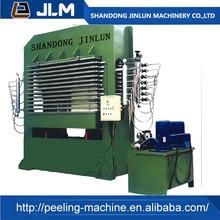 10% OFF 2600mm CNC 8 feet 0.3-6.5mm plywood making machine / wood based panel machinery