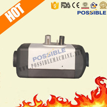 2KW truck/bus/car/boat/RV used dc12v air parking heater with low cost