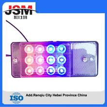 High quality 12v/24v Side Light Trailer Truck Side Marker Light From China