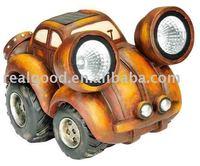 Solar Resinic Car Light, Model No.:35692