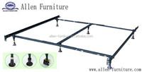 metal bed frame King Universal